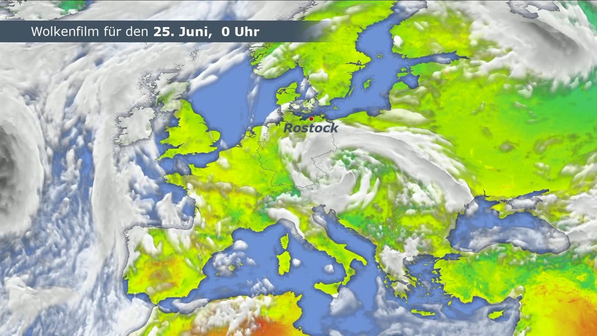 Wetter Rostock 16 Tage